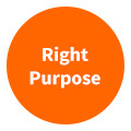 Right Purpose