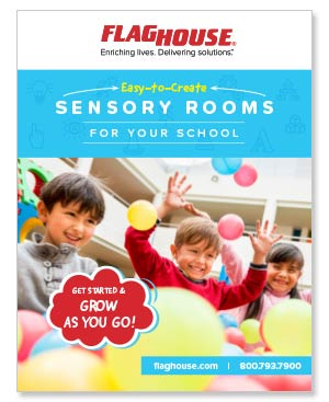 Shop the Easy-to-Create Sensory Rooms for Your School Catalog