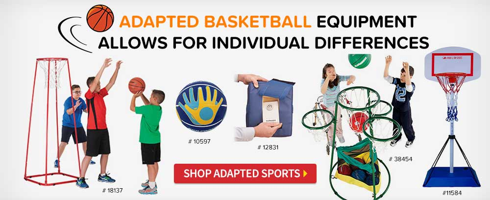 Adapted Sports: Basketball