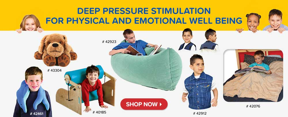 Proprioception Products for Sensory