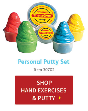 Shop Hand Exercises & Putty