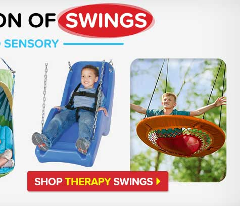 SHOP THERAPY SWINGS