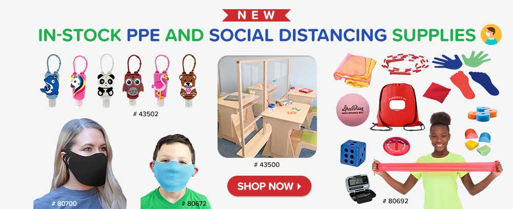 PPE & Social Distancing Products