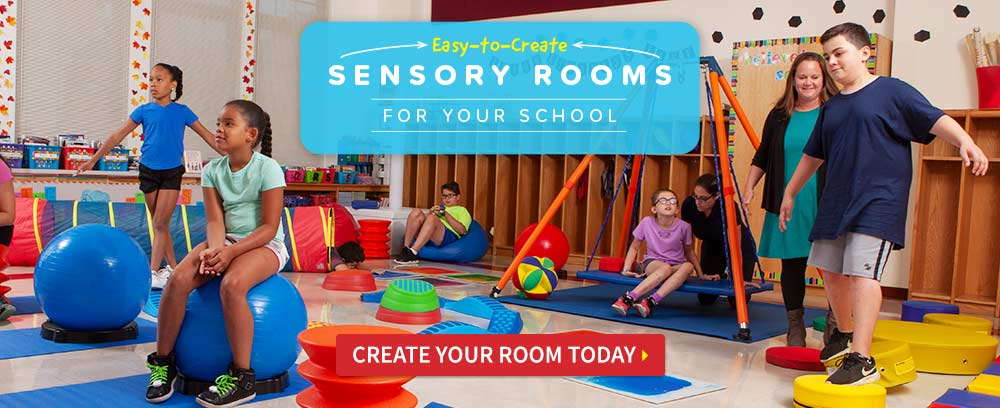 Sensory Rooms at Your School