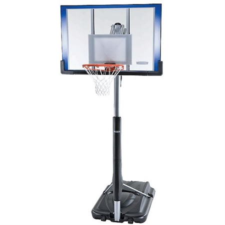 LIFETIME™ Adjustable & Portable Basketball - World Class Pro System