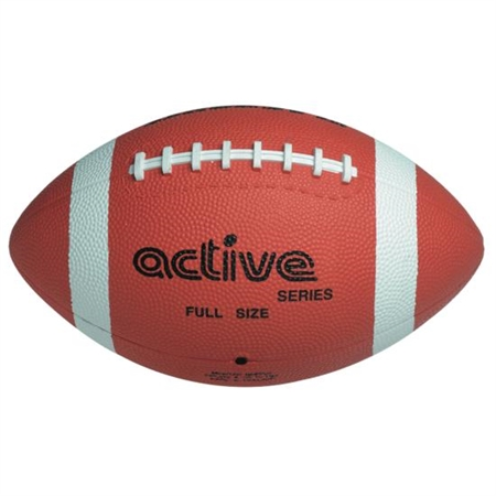 FLAGHOUSE Active Series Full Size Rubber Football