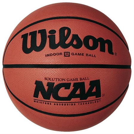 WILSON Composite Leather Solution Basketball - Size 6