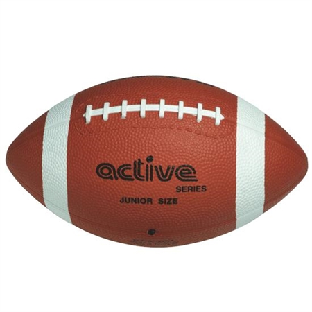 FLAGHOUSE Active Series Junior Size Rubber Football