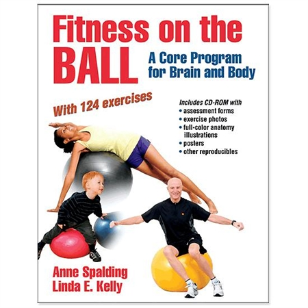 Fitness on the Ball Book