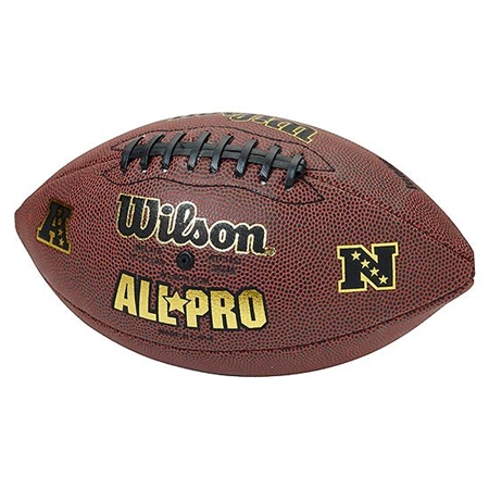WILSON Composite Leather Football - Junior Size
