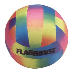 FlagHouse Far Out Volleyball Floater -  8'' dia
