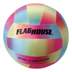 FlagHouse Far Out Volleyball Floater - 10'' dia