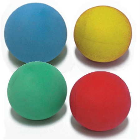 Plastic Coated Foam Shot Puts