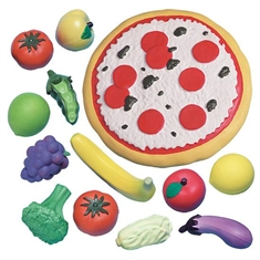 Veggie & Pizza Set