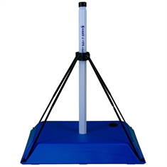 Blue Sport Base and 5' Pole
