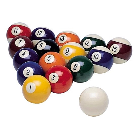 Billiard Ball Set - Official Size
