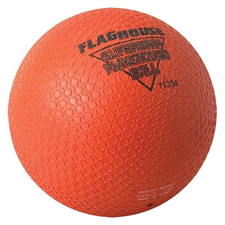 FLAGHOUSE Super - Grip Playground Ball - 8 1/2''