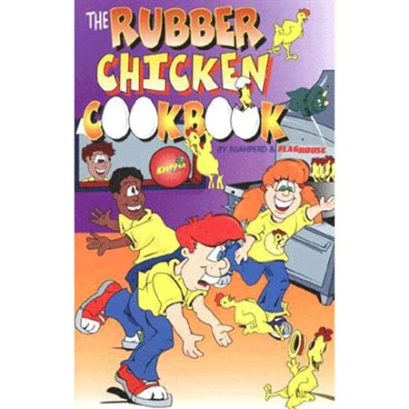 FLAGHOUSE Rubber Chicken Cookbook