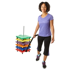 SNAP STIK™ Scooter Stacker
