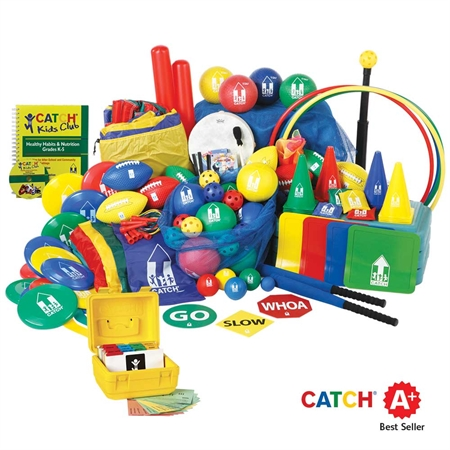 CATCH� Kids Club Kit with Equipment - Grades K to 5