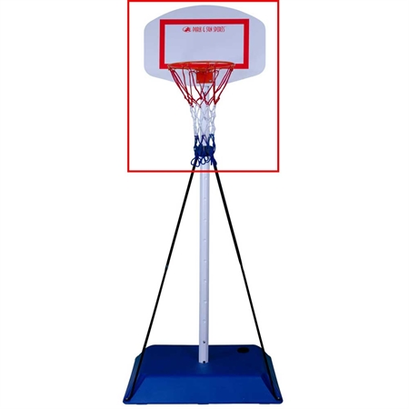 BLUE SPORT Basketball System