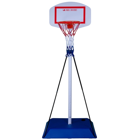 BLUE SPORT Basketball System - 8'H