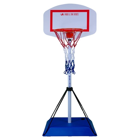 BLUE SPORT Basketball System - 5'H