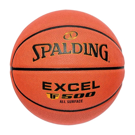 SPALDING Top Flite 500 Composite Basketball - Size 7