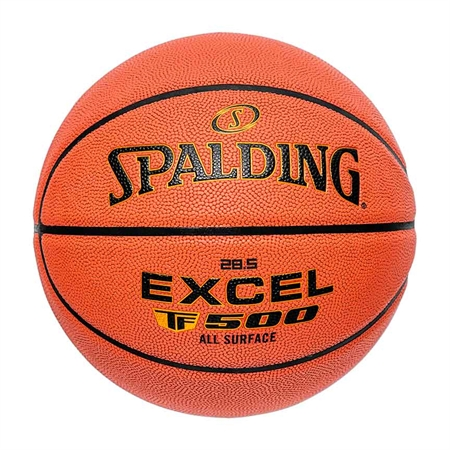 SPALDING Top Flite 500 Composite Basketball - Size 6