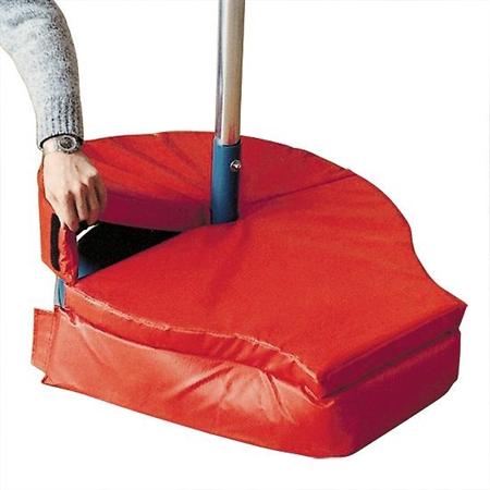 Volleyball Game Standard - 24' Round Base Pad