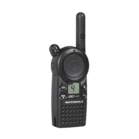 MOTOROLA Spirit GT + Dual - Channel Radio