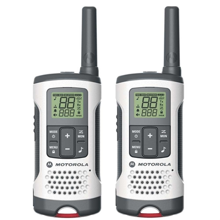 MOTOROLA½ Talkabout½ MH230 Series Two-Way Radio