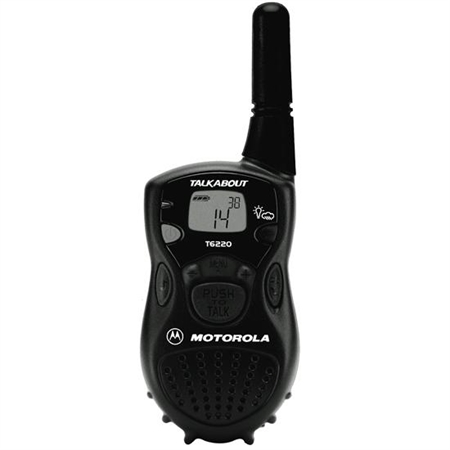 MOTOROLA½ Talkabout Two - Way Radio - NiMH Rechargeable Battery Only