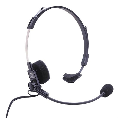 MOTOROLA½ Talkabout Two - Way Radio - Headset Only