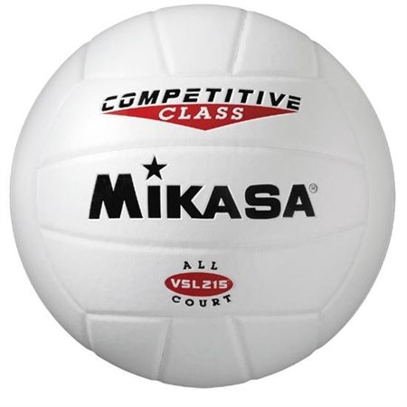 MIKASA Competitive Class Synthetic Leather Volleyball