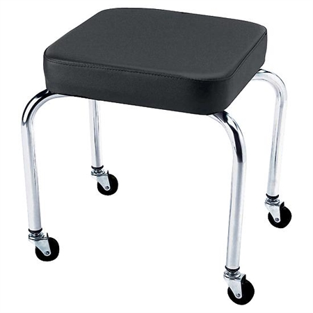 FLAGHOUSE Fixed - Height Stool Replacement Casters - Kids Special Needs Clinic Essentials