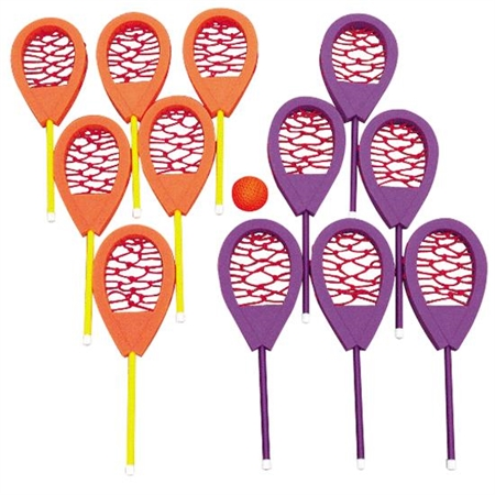 Soft Touch Foam Lacrosse Set