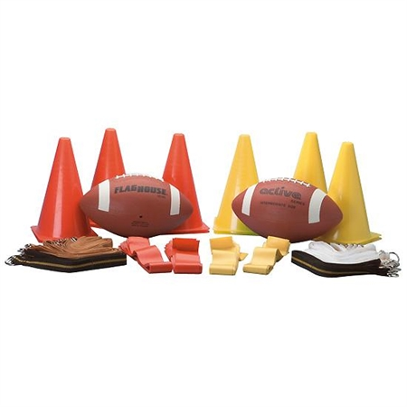 FlagHouse Flag Football Class Set
