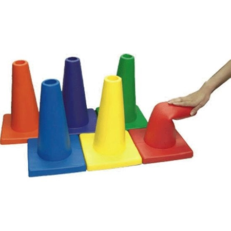 Foam Safety Cone Set