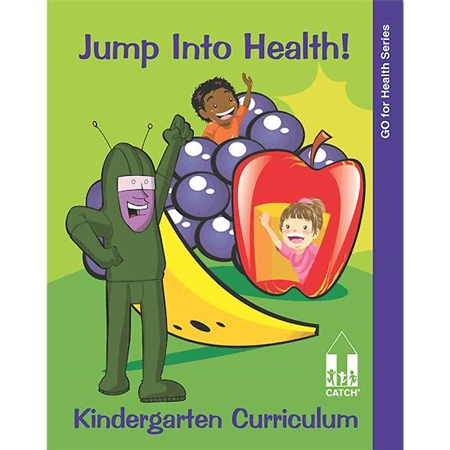 CATCH® Jump into Health - Kindergarten