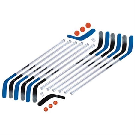 DOM Vision Floor Hockey Set - 45'L