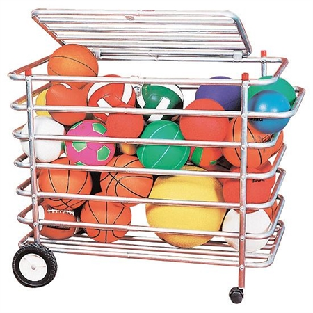 In / Outdoor Ball Carrier - 36'H