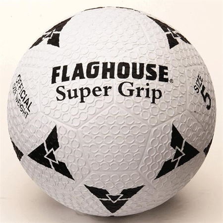 FLAGHOUSE Super - GripT Soccer Ball - #5