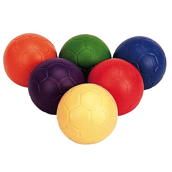colored foam soccer ball 5 balls soccer sports the solutions you need the source you trust flaghousecom - Colored Foam