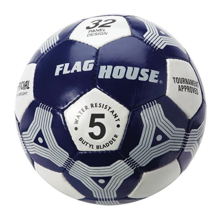 FLAGHOUSE Soft - Touch Soccer Ball - Size #5