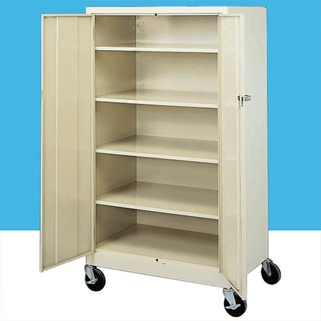 Mobile Storage Cabinets - 35'' General Storage - Kids Special Needs Hand Exercises