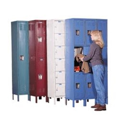 Locker End Panels - 15'' x 72''