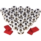 FlagHouse Rubber Soccer Ball Super Set - Size 4 - Thumbnail 1