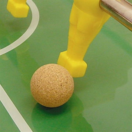 Soccer Table Cork Foosball Set of 10