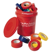 FlagHouse Gym Floor Tape Super Set